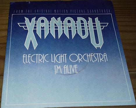 "Electric Light Orchestra - I'm Alive (7"", Single, CBS) (Jet Records)"