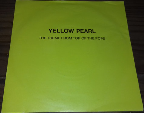 """Philip Lynott* - Yellow Pearl The Theme From Top Of The Pops (7"""", Single) (Phono"""
