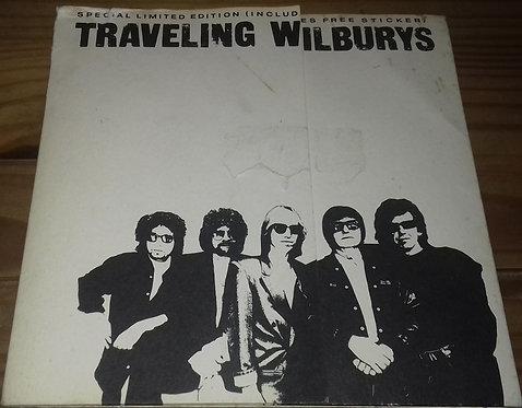 "Traveling Wilburys - Handle With Care (7"", Single, Ltd) (Wilbury Records, Wilbur"