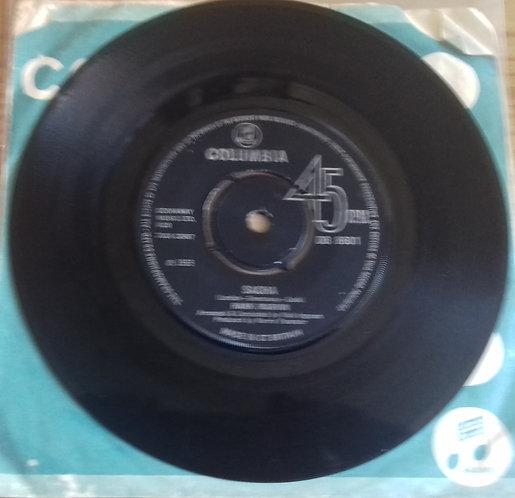 "Hank Marvin - Sacha (7"", Single, Pus) (Columbia)"
