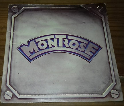 "Montrose  - Space Station No. 5 (7"", Single) (Warner Bros. Records)"