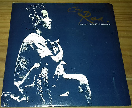 "Chris Rea - Tell Me There's A Heaven (7"", Single) (WEA, WEA)"