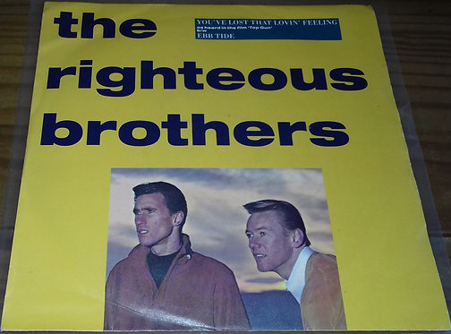 "The Righteous Brothers - You've Lost That Lovin' Feeling / Ebb Tide (7"", Single"