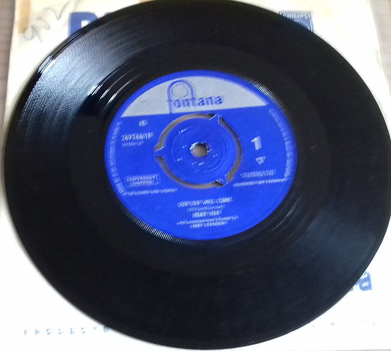"""Mary May - Our Day Will Come (7"""") (Fontana)"""