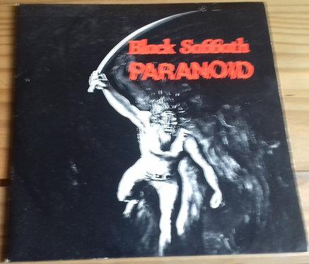 """Black Sabbath - Paranoid (7"""", Single, RE) (NEMS)"""