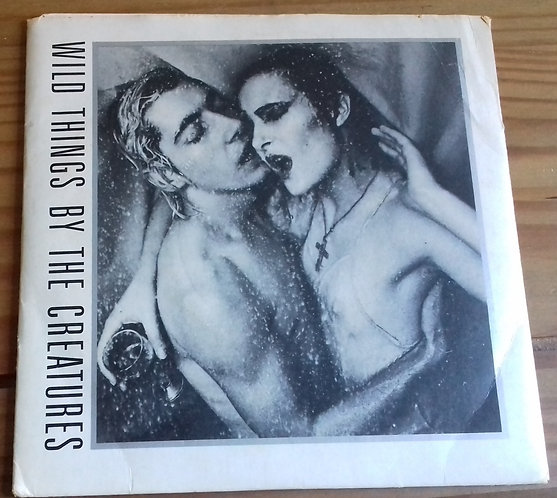 """The Creatures - Wild Things (2x7"""", Single) (Polydor)"""