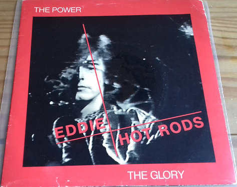 "Eddie + Hot Rods* - Power And The Glory (7"", Single) (Island Records)"