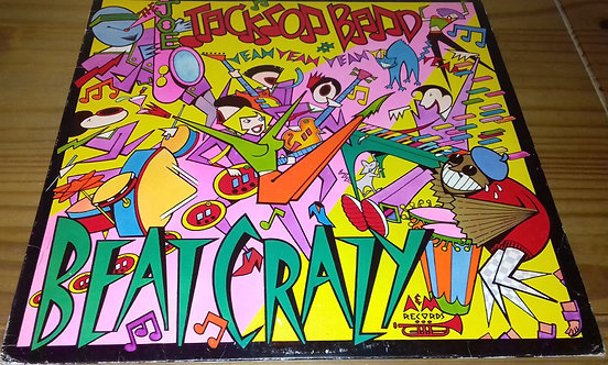 Joe Jackson Band - Beat Crazy (LP, Album) (A&M Records)