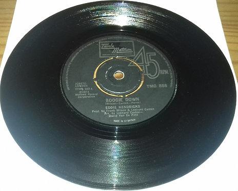 "Eddie Kendricks - Boogie Down (7"", Single) (Tamla Motown)"