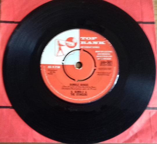 "B. Bumble & The Stingers - Bumble Boogie (7"", Single, Mono) (Top Rank Internatio"