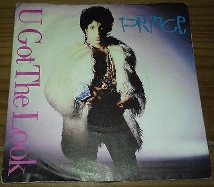 "Prince - U Got The Look (7"", Single, Blu) (Paisley Park, Paisley Park)"