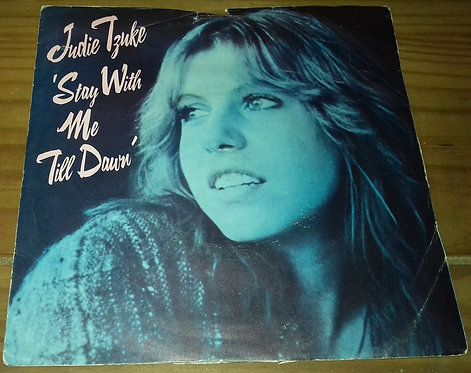 """Judie Tzuke - Stay With Me Till Dawn (7"""", Single) (The Rocket Record Company, Th"""