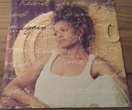"Janet Jackson - Again (7"") (Virgin, Virgin)"