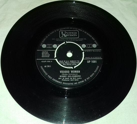 "Bobby Goldsboro - Voodoo Woman (7"", Single) (United Artists Records)"