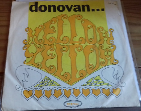 "Donovan - Mellow Yellow (7"", Single) (Epic)"