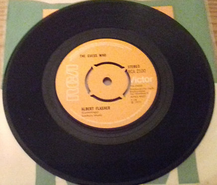 """The Guess Who - Albert Flasher (7"""", Single) (RCA Victor)"""