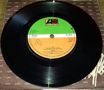 "Chic - 26 (7"", Single) (Atlantic)"
