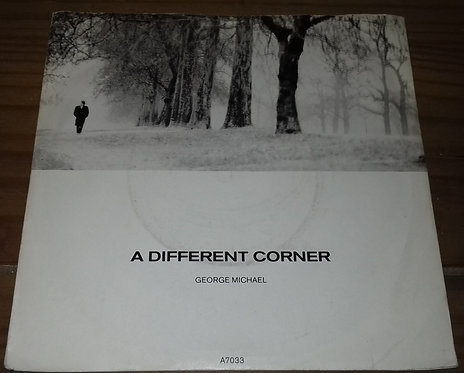 "George Michael - A Different Corner (7"", Single) (Epic, Epic)"