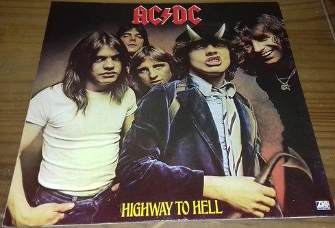 AC/DC - Highway To Hell (LP, Album, RE) (Atlantic, Atlantic)
