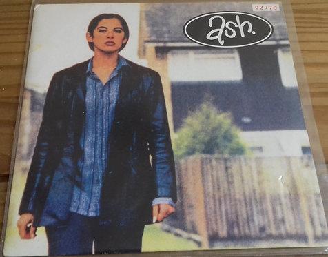"""Ash - Goldfinger (7"""", Single, Ltd, Num, Cle) (Infectious Records, Homegrown (4))"""