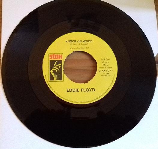 """Eddie Floyd - Knock On Wood (7"""", Single) (Stax)"""