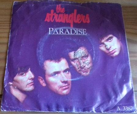 "The Stranglers - Paradise (7"", Mou) (Epic)"