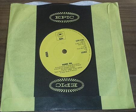 "ABBA - Mamma Mia (7"", Single, Sol) (Epic)"