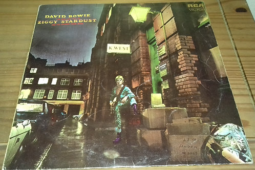 David Bowie - The Rise And Fall Of Ziggy Stardust And The Spiders From Mars (LP,