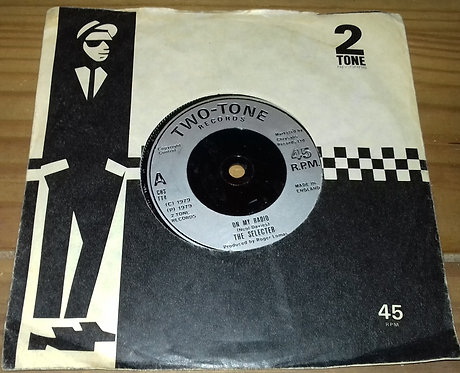"The Selecter - On My Radio (7"", Single, Sil) (Two-Tone Records)"