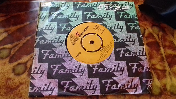 "Family  - In My Own Time (7"", Pus) (Reprise Records)"