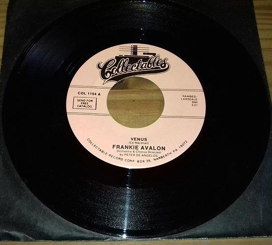 "Frankie Avalon - Venus / I'm Broke (7"", Single) (Collectables)"