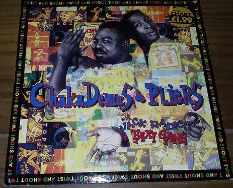 "Chaka Demus & Pliers With Jack Radics & Taxi Gang* - Twist And Shout (7"", Single"