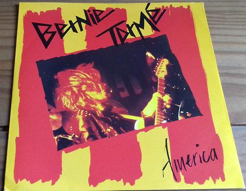 "Bernie Tormé - America (7"") (Kamaflage Records)"