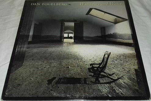 Dan Fogelberg - Windows And Walls (LP, Album, Car) (Full Moon, Epic)