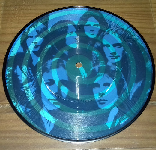 "Foreigner - Blue Morning, Blue Day (7"", Single, Pic) (Atlantic)"