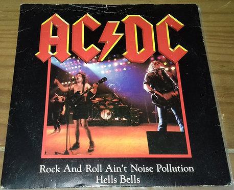 "AC/DC - Rock And Roll Ain't Noise Pollution (7"", Single) (Atlantic, Atlantic)"