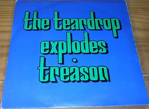 "The Teardrop Explodes - Treason (It's Just A Story) (7"", Single) (Zoo Records)"