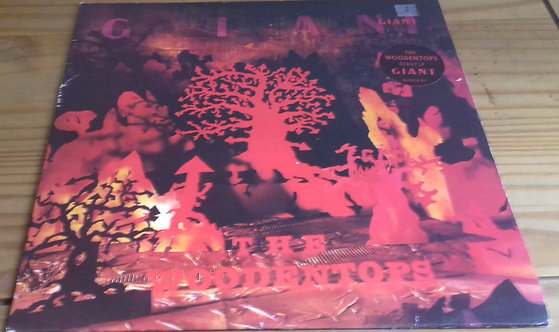 The Woodentops - Giant (LP, Album) (Rough Trade)
