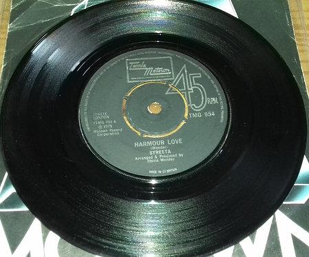 "Syreeta - Harmour Love (7"", Single) (Tamla Motown)"