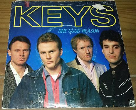 "The Keys  - One Good Reason (7"", Single) (A&M Records)"