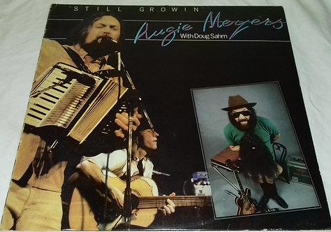 Augie Meyers With Doug Sahm - Still Growin (LP, Album) (Sonet)