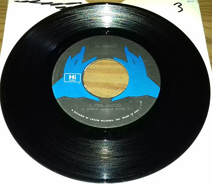 "Al Green - I Feel Good / Feels Like Summer (7"") (Hi Records)"