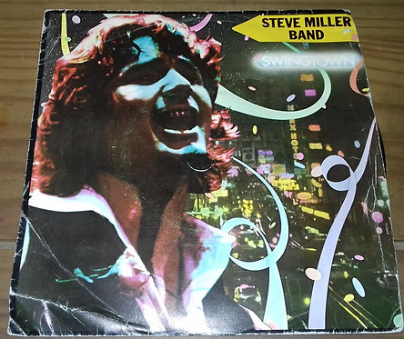 "Steve Miller Band - Swingtown (7"") (Mercury)"