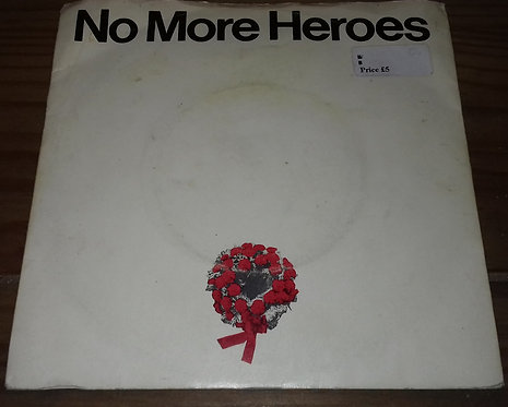 "The Stranglers - No More Heroes (7"", Single, Red) (United Artists Records)"