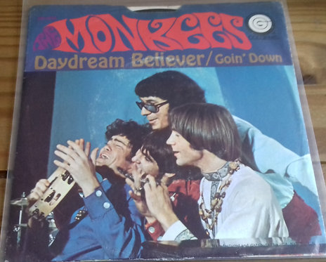 """The Monkees - Daydream Believer (7"""", Single) (Colgems)"""