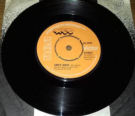 "Mud - Drift Away (7"") (RCA Victor)"