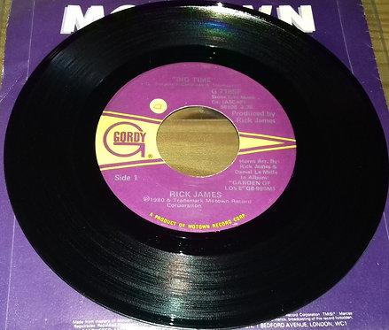 "Rick James - Big Time (7"", Single) (Gordy)"