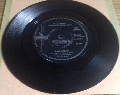 """P.J. Proby - Niki Hoeky / Good Things Are Coming My Way (7"""", 4-P) (Liberty)"""