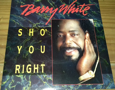 "Barry White - Sho' You Right (7"", Red) (Breakout)"