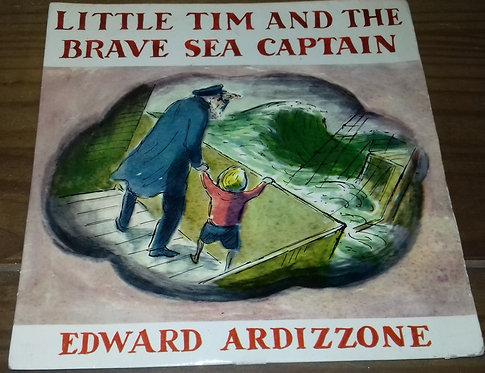"""David Davis  - Little Tim And The Brave Sea Captain (7"""") (Delysé)"""